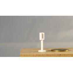 Zugabfertigung Integra, mittel 2 (3) Geräte aussen, grosse Platte, 2 Stück