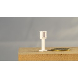 Zugabfertigung Integra, mittel 4 (6) Geräte aussen, grosse Platte, 1 Stück