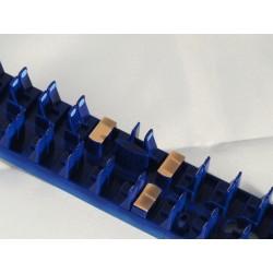 PIKO ICE 3, Buchentische (als Klebeetikette), 48 Stück mit Reserven