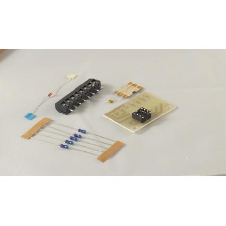 Bausatz LED Szenen Platine (ohne IC und LED's)