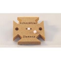 Werkzeug zum Bohren vom Siemens Achszähler (Gehäuse)