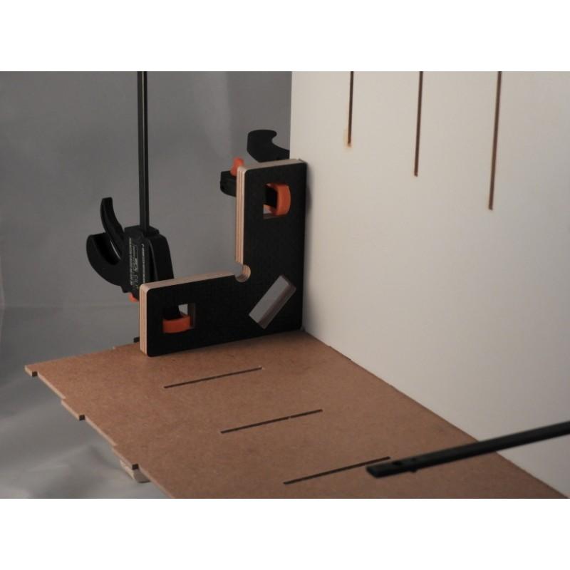 Rahmen- und Spannwinkel 90 Grad Normal, 100 x 100mm & 60 x 60mm ...
