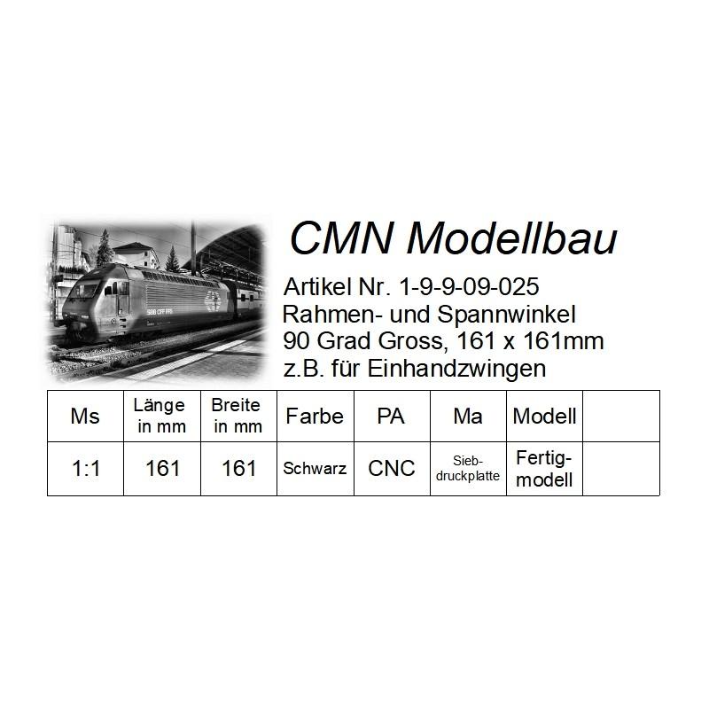 Rahmen- und Spannwinkel 90 Grad Gross, 161 x 161mm & 105 x 105mm ...