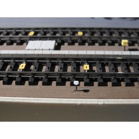 SBB Gleisanschlussgehäuse für die ETCS Balise S21