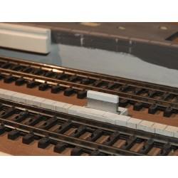 Kabelverteiler, mit grossem Deckel, lang, 2 Stück