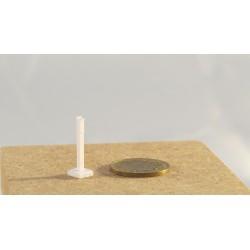 Zugabfertigung Integra, kurz 1 Gerät, grosse Platte, 2 Stück
