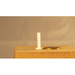 Zugabfertigung Integra, kurz 2 Geräte gegenüber, grosse Platte, 1 Stück